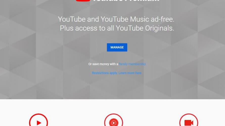 Youtube Premiumって実際どう?使ってみて分かった良いところと悪いところ